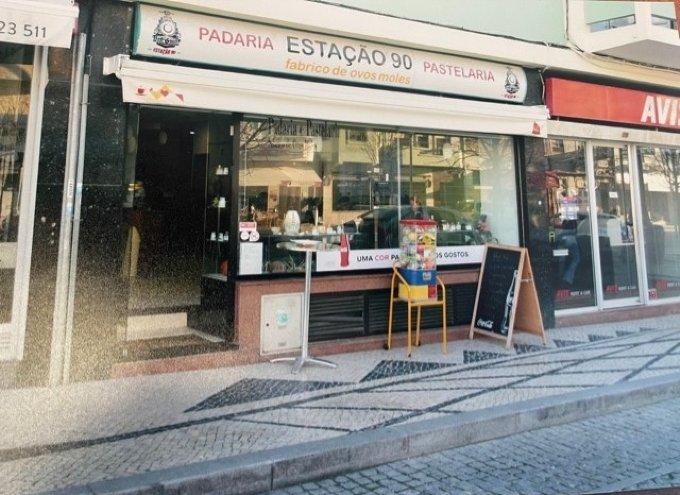 Padaria Pastelaria Estaçao 90