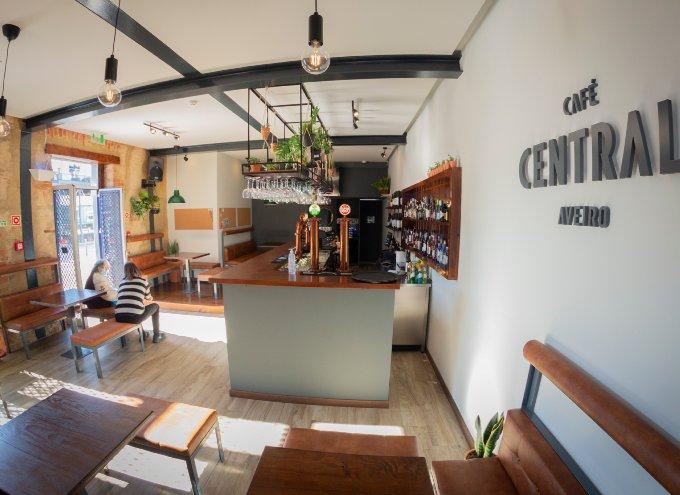 Café Central Aveiro