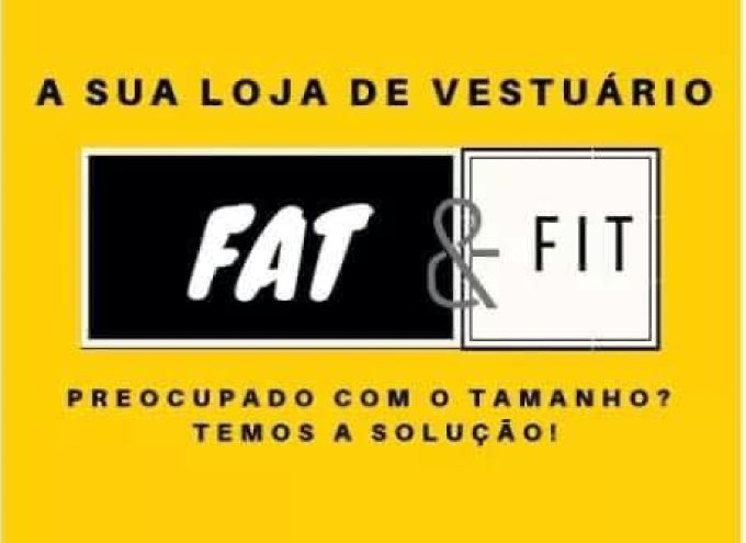 Fat & Fit Loja de vestuário
