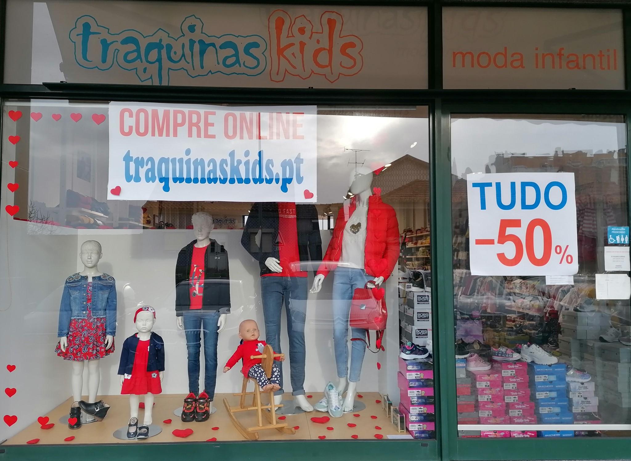 TraquinasKids - Moda Infantil